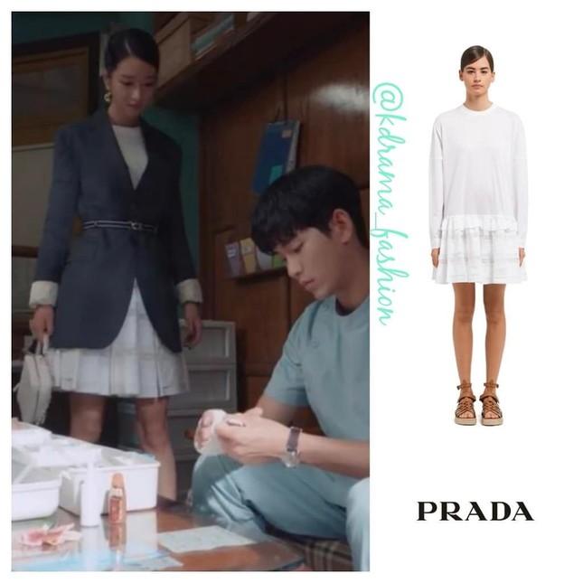 """Đụng hàng với """"chị đại"""" Kim Hee Sun, lần đầu tiên Seo Ye Ji phải chấp nhận lép vế ảnh 4"""