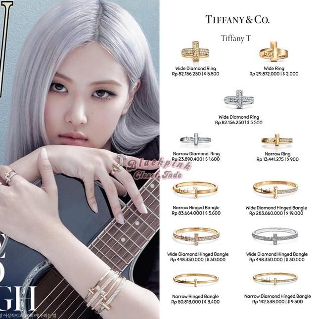 Rosé BLACKPINK xinh đẹp như một đóa hồng kiêu sa trên bìa tạp chí W Hàn tháng 10 ảnh 5