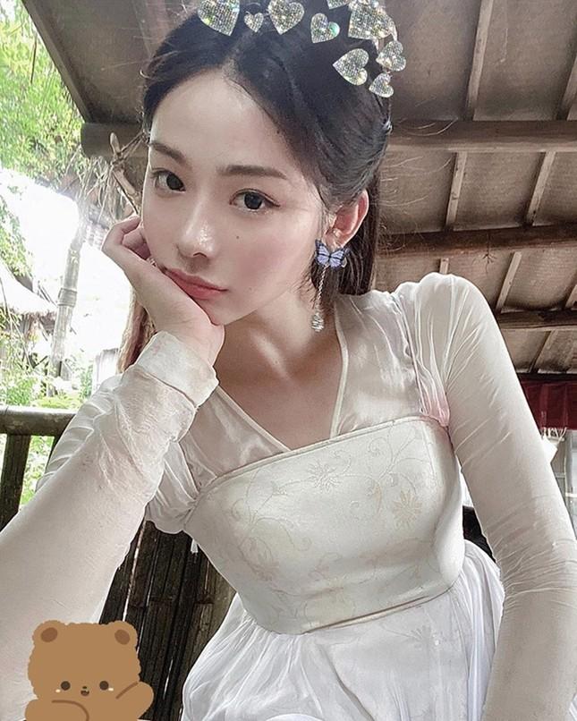 """Diễn viên đóng thế Lưu Diệc Phi trong """"Mulan"""" bất ngờ được netizen Trung hết lời khen ngợi ảnh 5"""