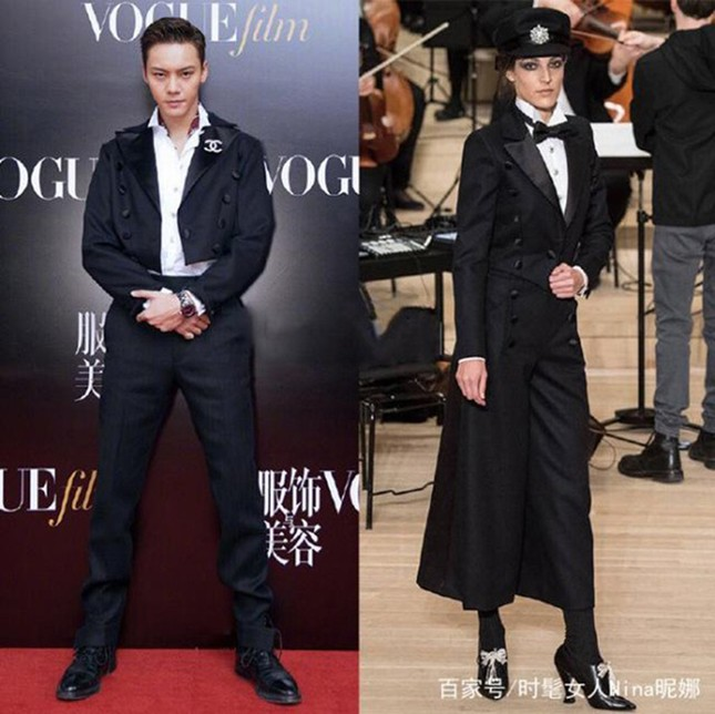 """So sánh 3 sao nam C-Biz mặc đồ Chanel đẹp nhất: Đoán xem ai có thể """"cân"""" cả đồ nữ? ảnh 4"""