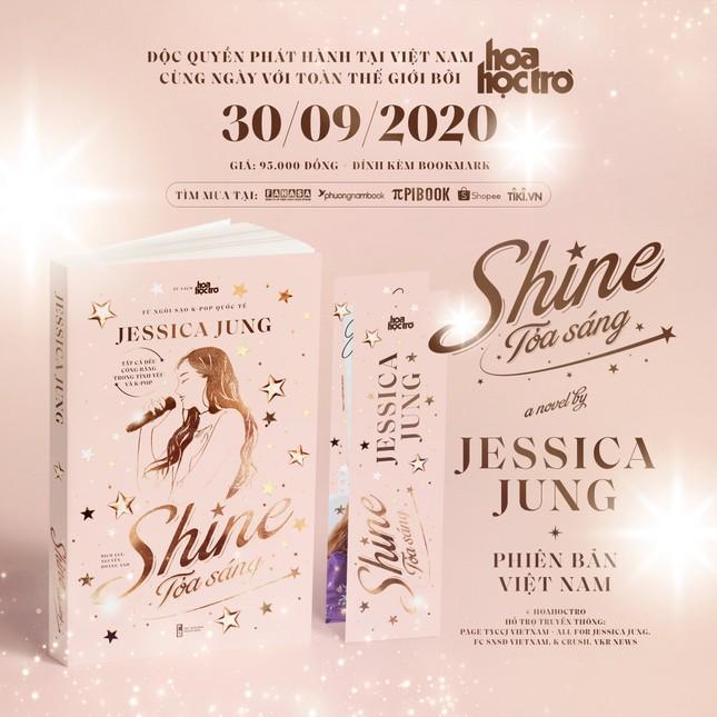 Chưa phát hành, SHINE của Jessica Jung đã gây tranh cãi vì được cho là liên quan đến SNSD ảnh 5