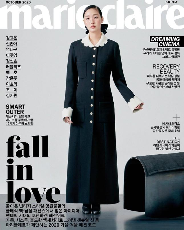 """Hai đại sứ Chanel đụng hàng, Jennie (BLACKPINK) """"tạm dẫn trước"""" Kim Go Eun về thần thái ảnh 3"""