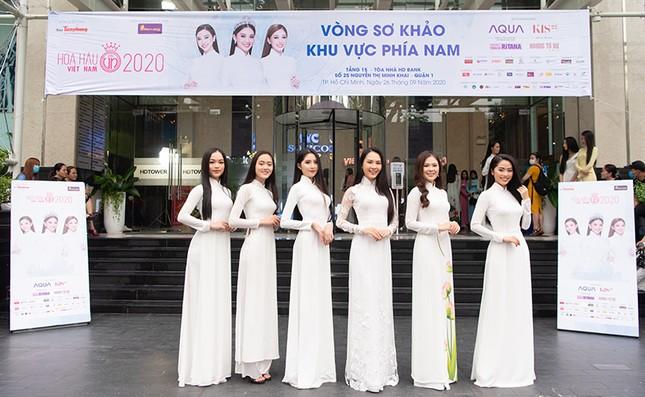 Sơ khảo phía Nam Hoa hậu Việt Nam 2020: Dàn thí sinh đầy tự tin, kỹ năng nổi trội ảnh 2
