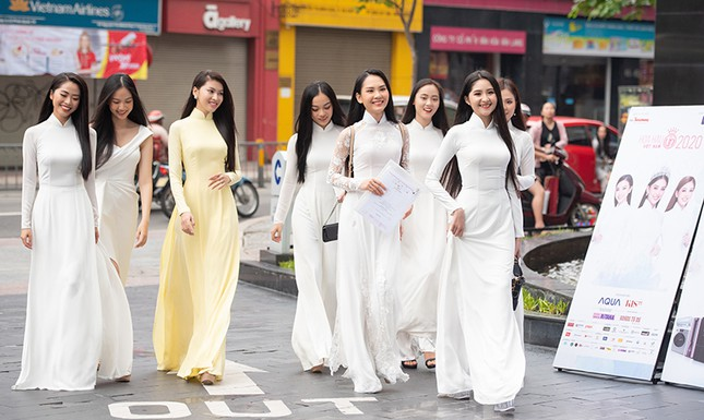 Sơ khảo phía Nam Hoa hậu Việt Nam 2020: Dàn thí sinh đầy tự tin, kỹ năng nổi trội ảnh 6