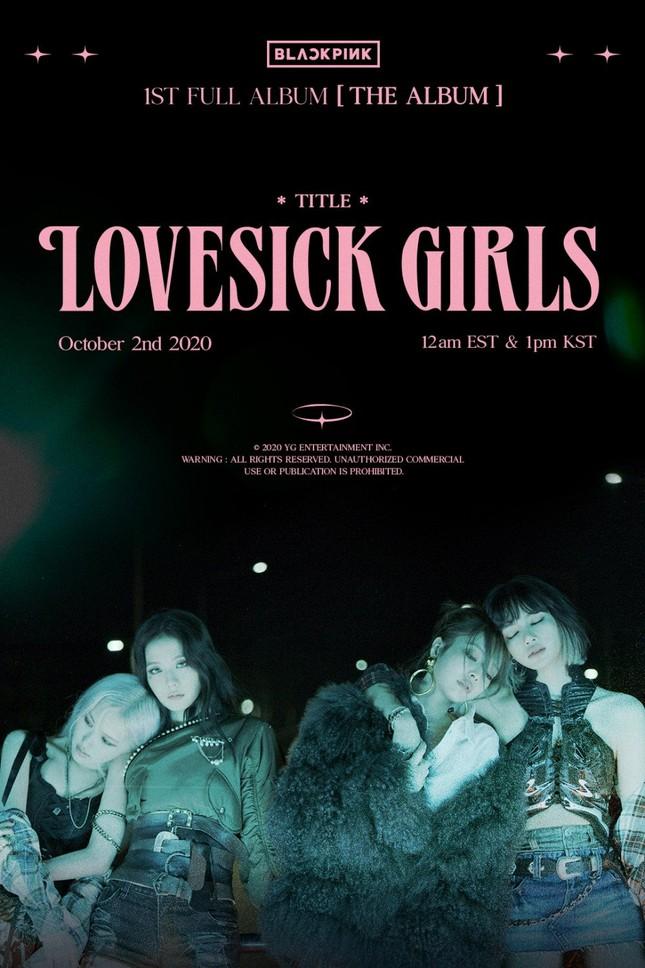 Xem teaser album mới của BLACKPINK, netizen thương đôi tai của Jennie vô cùng ảnh 2
