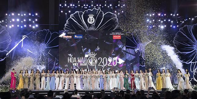 Top 35 Hoa hậu Việt Nam 2020 chính thức lộ diện trong trang phục dạ hội lộng lẫy ảnh 2