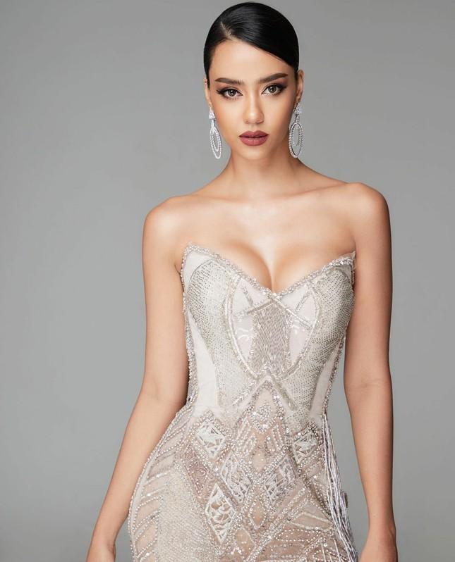 Ngắm nhan sắc lai xinh đẹp cực hút mắt của tân Hoa hậu Hoàn Vũ Thái Lan 2020 Amanda Obdam ảnh 7