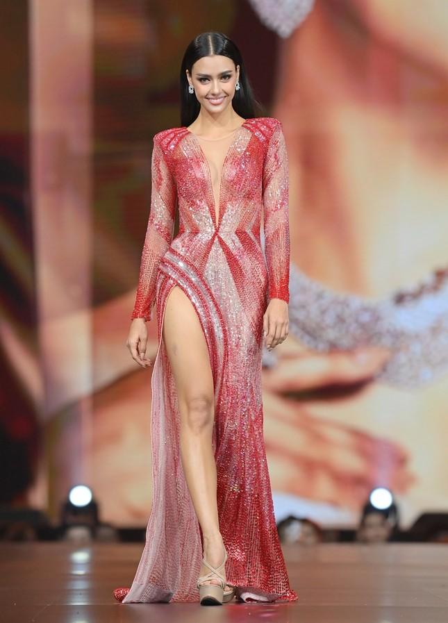Ngắm nhan sắc lai xinh đẹp cực hút mắt của tân Hoa hậu Hoàn Vũ Thái Lan 2020 Amanda Obdam ảnh 5