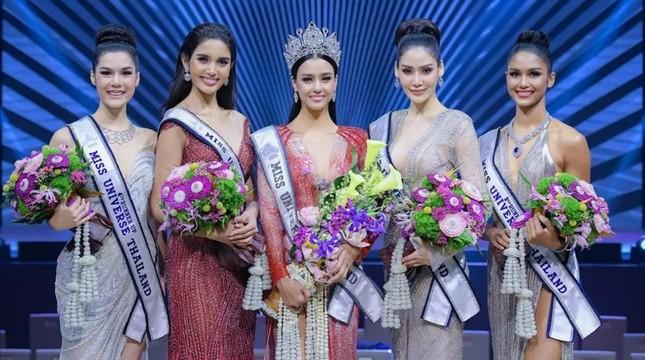 Ngắm nhan sắc lai xinh đẹp cực hút mắt của tân Hoa hậu Hoàn Vũ Thái Lan 2020 Amanda Obdam ảnh 8
