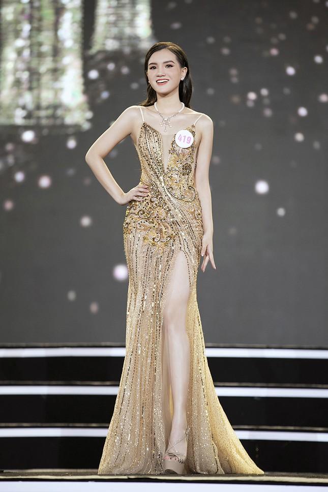 Top 35 Hoa hậu Việt Nam 2020 chính thức lộ diện trong trang phục dạ hội lộng lẫy ảnh 15