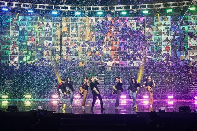 Concert trực tuyến của BTS lập kỷ lục mới với số lượng người xem khủng đến từ 191 quốc gia ảnh 3