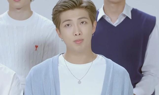 BTS bị netizen Trung kêu gọi tẩy chay vì phát ngôn gây tranh cãi của trưởng nhóm RM ảnh 1