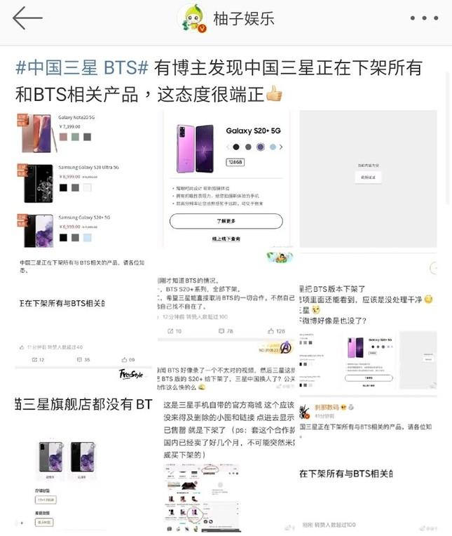 BTS bị netizen Trung kêu gọi tẩy chay vì phát ngôn gây tranh cãi của trưởng nhóm RM ảnh 3