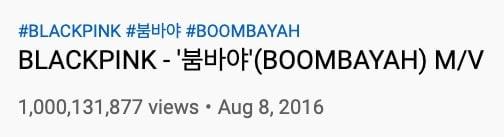 Không chỉ là MV thứ 3 đạt tỉ view, BOOMBAYAH còn giúp BLACKPINK sở hữu siêu kỷ lục này ảnh 1
