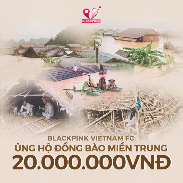 Cộng đồng fan K-Pop tại Việt Nam quyên góp số tiền lên tới hơn 1,2 tỉ ủng hộ miền Trung ảnh 3