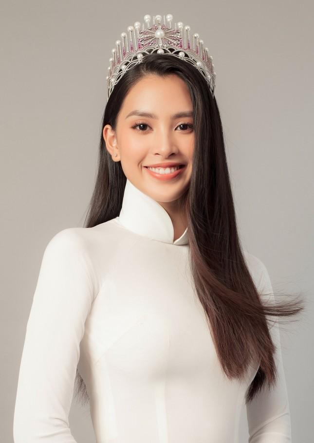 Bộ ảnh chứng minh nhan sắc đỉnh cao của Hoa hậu Tiểu Vy là được thừa hưởng từ mẹ ảnh 5