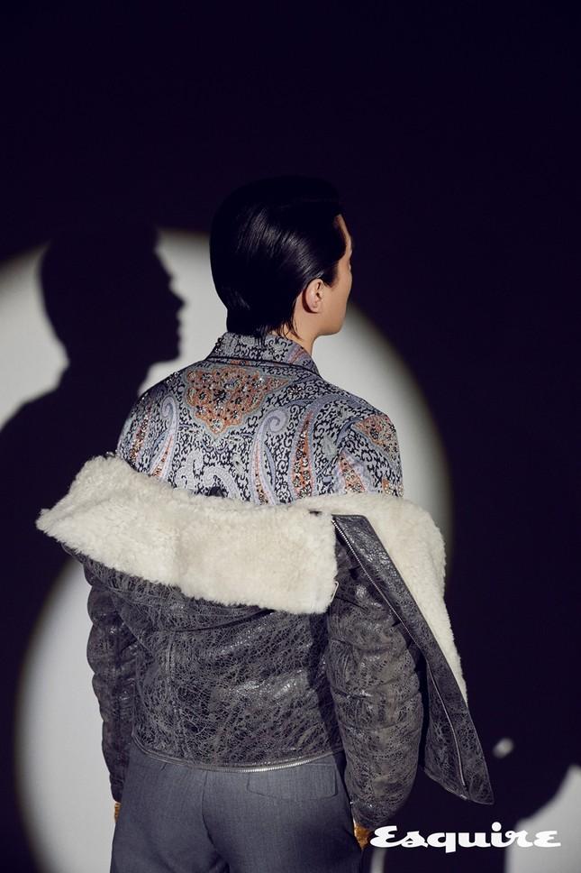 Sehun (EXO) trở thành đại sứ thương hiệu của Dior, khoe body cực phẩm trong BST Dior Men ảnh 4