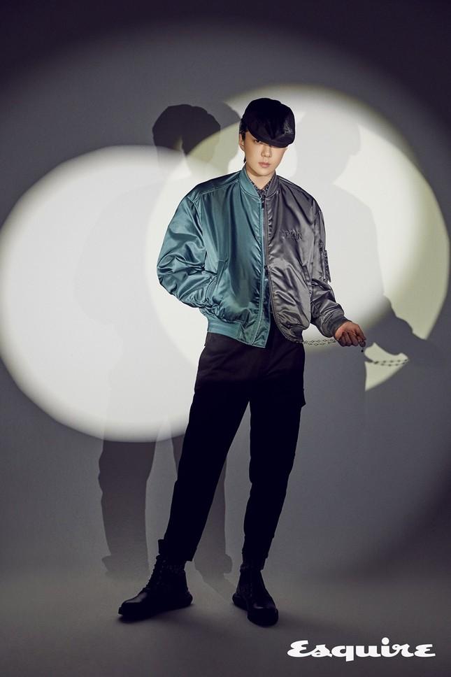 Sehun (EXO) trở thành đại sứ thương hiệu của Dior, khoe body cực phẩm trong BST Dior Men ảnh 2