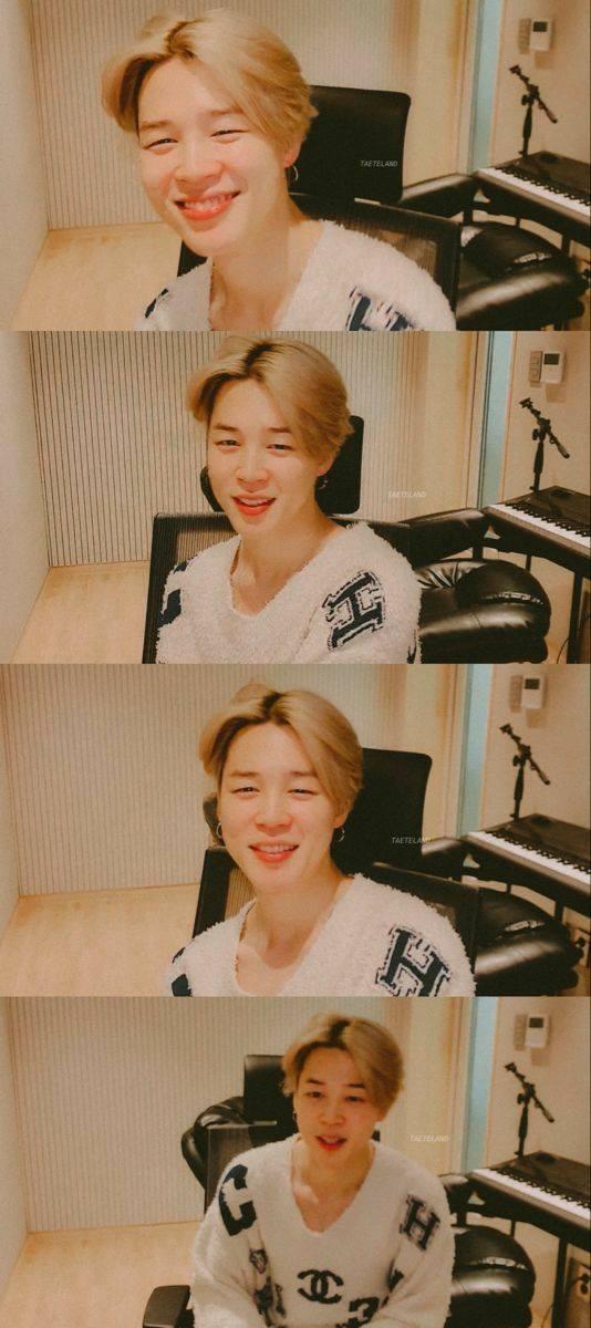 """Choáng với màn """"sold out"""" chiếc áo len nữ Jimin (BTS) mặc trong live stream, giá cực sốc ảnh 2"""