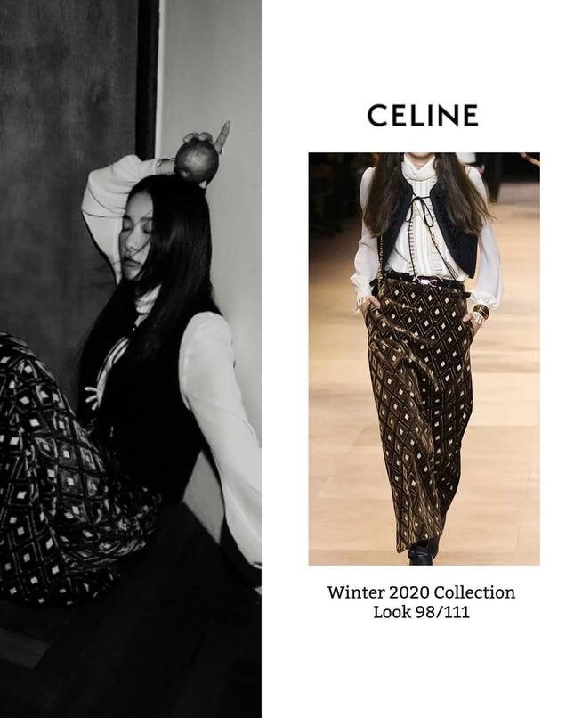 Seulgi Red Velvet gây tranh cãi vì mặc đồ ngủ trị giá 87 triệu trong loạt hình thời trang ảnh 6