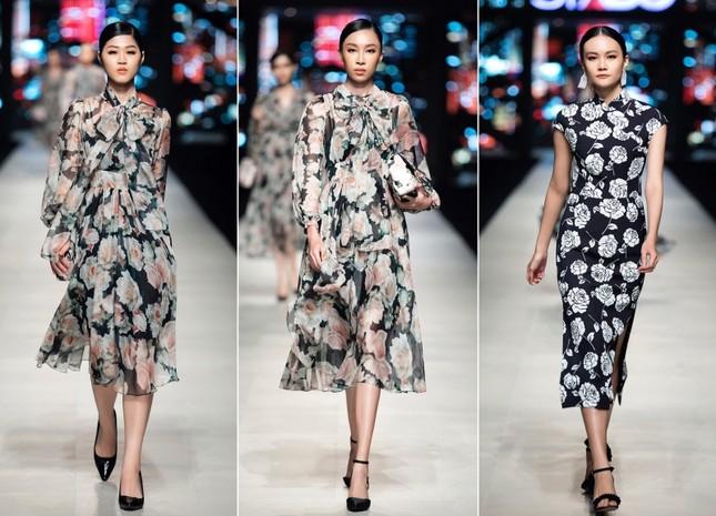 Mãn nhãn với dàn Hoa hậu và người mẫu hội tụ trong show diễn thời trang siêu hoành tráng ảnh 7
