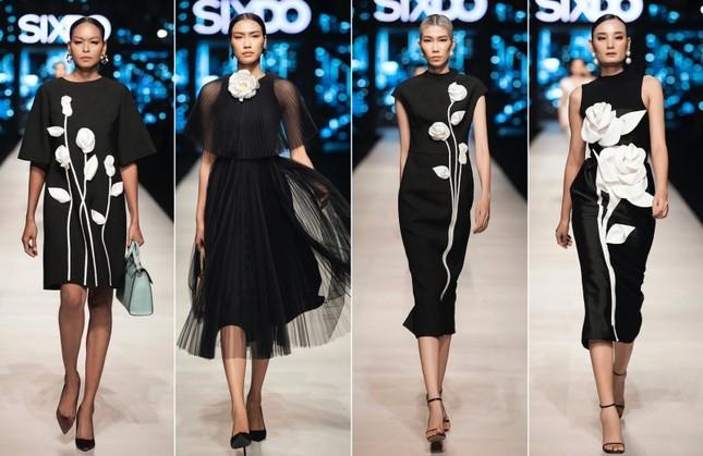 Mãn nhãn với dàn Hoa hậu và người mẫu hội tụ trong show diễn thời trang siêu hoành tráng ảnh 18