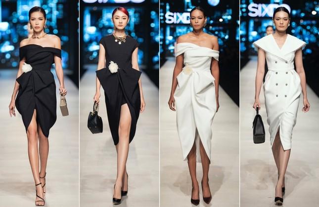 Mãn nhãn với dàn Hoa hậu và người mẫu hội tụ trong show diễn thời trang siêu hoành tráng ảnh 20