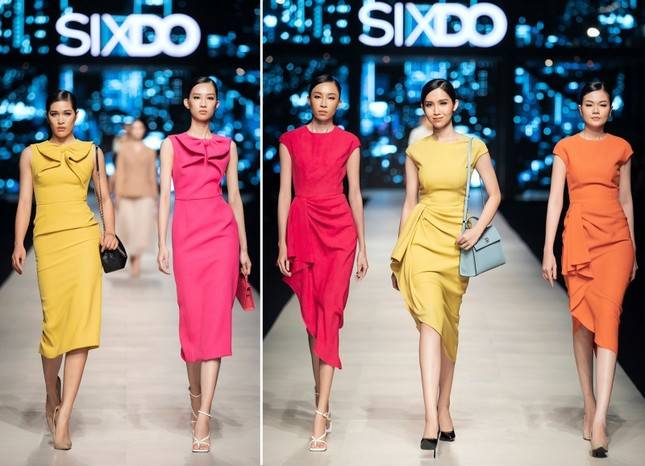 Mãn nhãn với dàn Hoa hậu và người mẫu hội tụ trong show diễn thời trang siêu hoành tráng ảnh 22