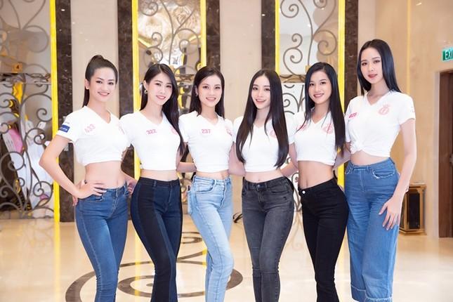 Top 35 Hoa hậu Việt Nam 2020 hội tụ, chuẩn bị sẵn sàng cho các phần thi vòng Chung kết ảnh 4