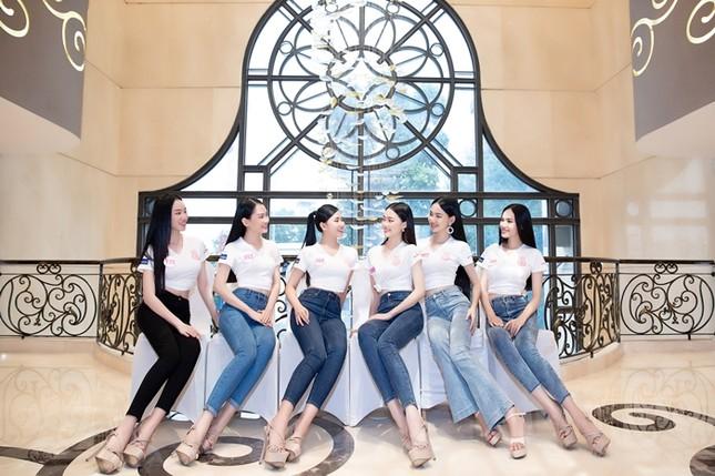 Top 35 Hoa hậu Việt Nam 2020 hội tụ, chuẩn bị sẵn sàng cho các phần thi vòng Chung kết ảnh 2