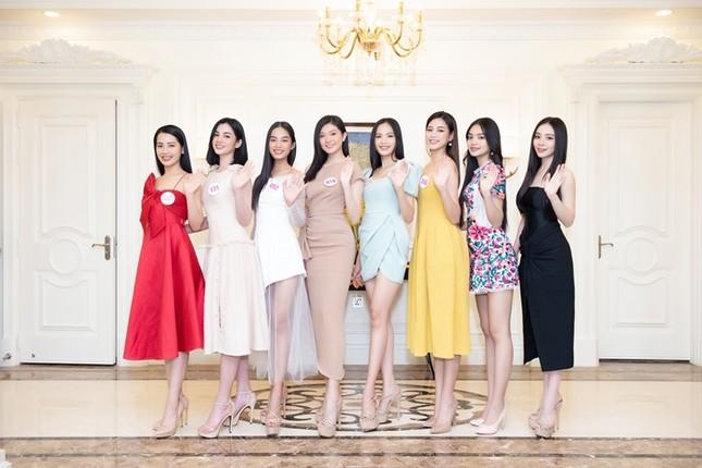 Top 35 Hoa hậu Việt Nam 2020 hội tụ, chuẩn bị sẵn sàng cho các phần thi vòng Chung kết ảnh 3