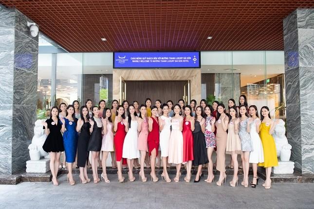 Top 35 Hoa hậu Việt Nam 2020 hội tụ, chuẩn bị sẵn sàng cho các phần thi vòng Chung kết ảnh 1