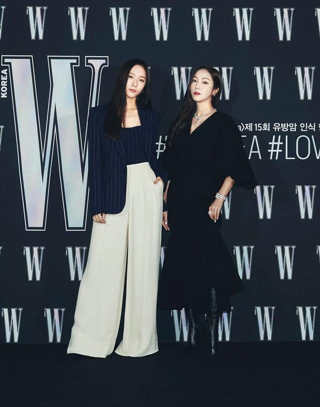 Park Min Young gây sốc với khuôn mặt không ai nhận ra tại sự kiện của tạp chí W Hàn ảnh 9