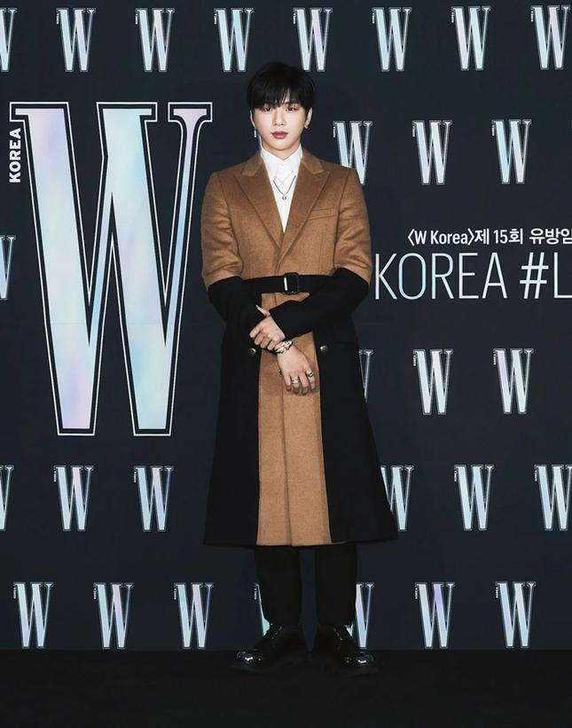 Park Min Young gây sốc với khuôn mặt không ai nhận ra tại sự kiện của tạp chí W Hàn ảnh 5