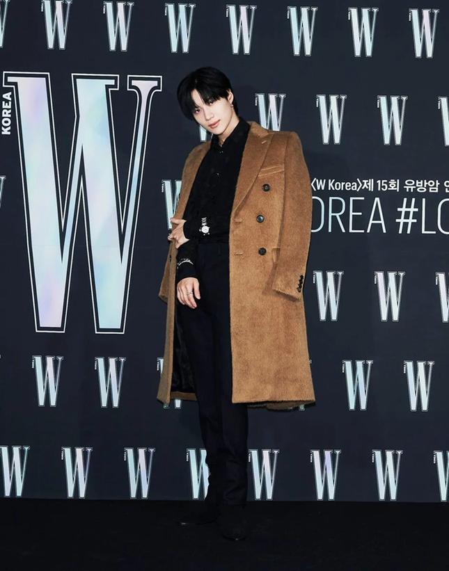 Park Min Young gây sốc với khuôn mặt không ai nhận ra tại sự kiện của tạp chí W Hàn ảnh 4
