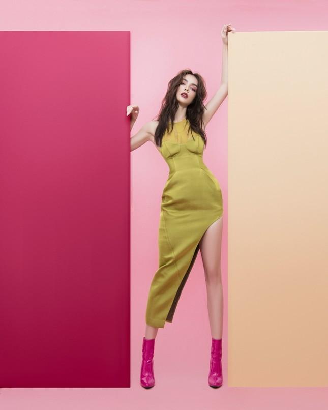 MLee khoe bộ ảnh thời trang cực chất như siêu mẫu quốc tế, mặc kín bưng vẫn nóng 100 độ ảnh 7
