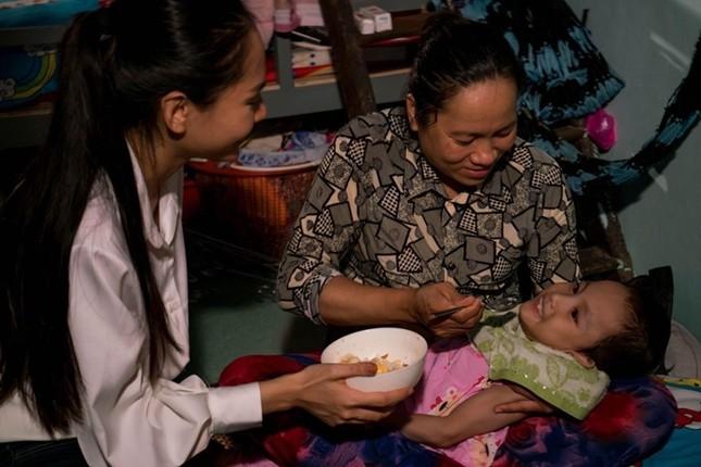 Chuỗi dự án Người Đẹp Nhân Ái của cuộc thi Hoa Hậu Việt Nam 2020 chính thức được phát sóng ảnh 6