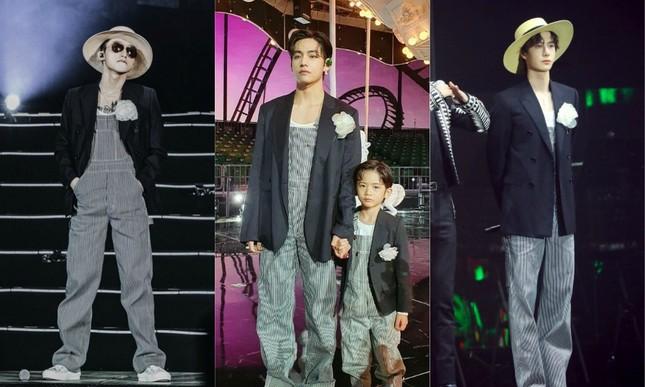 Không phải V (BTS) hay Sơn Tùng M-TP, Vương Nhất Bác mới là người đầu tiên mặc set đồ này ảnh 8