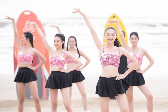 Thí sinh Hoa Hậu Việt Nam 2020 vừa xinh vừa sở hữu bảng thành tích thể thao đáng nể ảnh 2