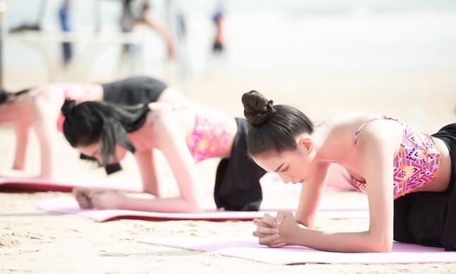 Thí sinh Hoa Hậu Việt Nam 2020 vừa xinh vừa sở hữu bảng thành tích thể thao đáng nể ảnh 6