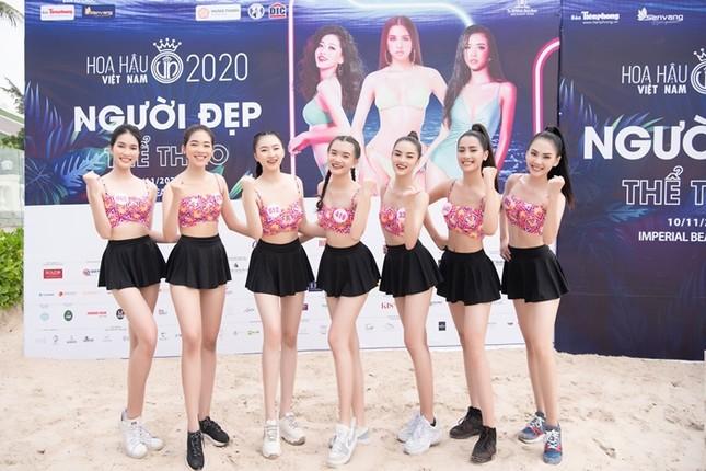 Thí sinh Hoa Hậu Việt Nam 2020 vừa xinh vừa sở hữu bảng thành tích thể thao đáng nể ảnh 1