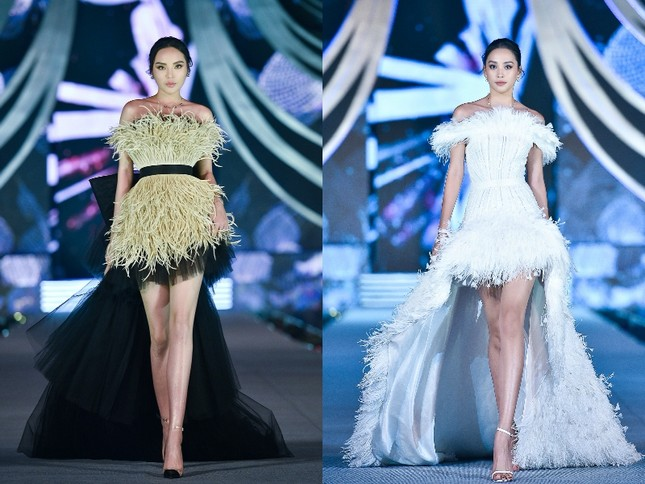 Top 5 thí sinh xuất sắc nhất đêm thi Người đẹp Thời trang của Hoa Hậu Việt Nam 2020 ảnh 2
