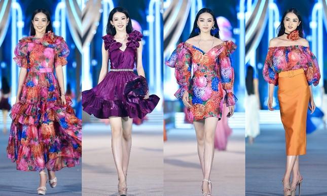 Hoa hậu Đỗ Mỹ Linh vừa là giám khảo vừa là vedette đêm Người đẹp Thời trang ảnh 5
