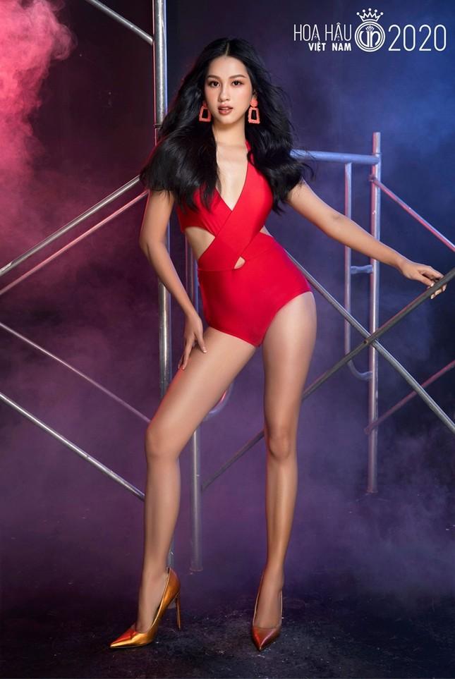 Hoa Hậu Việt Nam 2020: Ngắm body siêu hot với các số đo cực chuẩn của Top 5 Người đẹp Biển ảnh 6