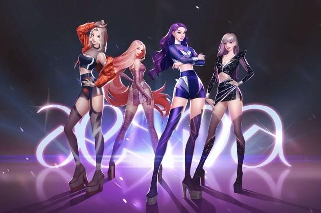 """HOT: MV teaser của aespa bị fan K-Pop tố """"đạo nhái"""" MV của Liên Minh Huyền Thoại ảnh 9"""