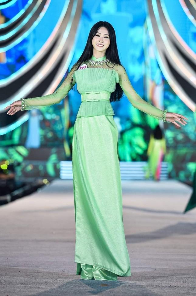 Hoa Hậu Việt Nam 2020: Ngắm sắc vóc khỏe khoắn và rạng rỡ của Top 5 Người đẹp Thể Thao ảnh 2