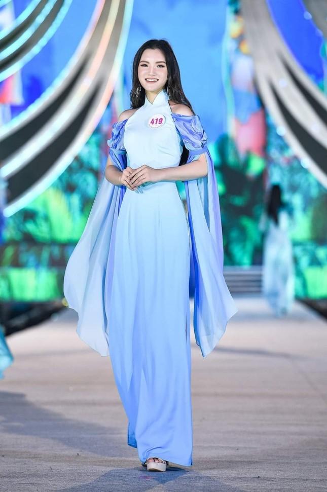 Hoa Hậu Việt Nam 2020: Ngắm sắc vóc khỏe khoắn và rạng rỡ của Top 5 Người đẹp Thể Thao ảnh 4