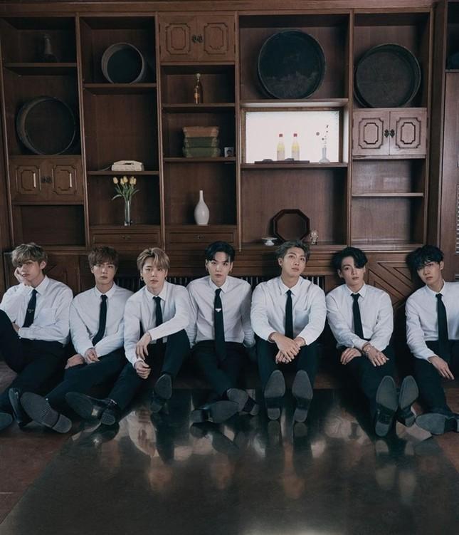 Netizen ghép hình BTS, EXO, SEVENTEEN… để so sánh visual: Boygroup nào về nhất? ảnh 2