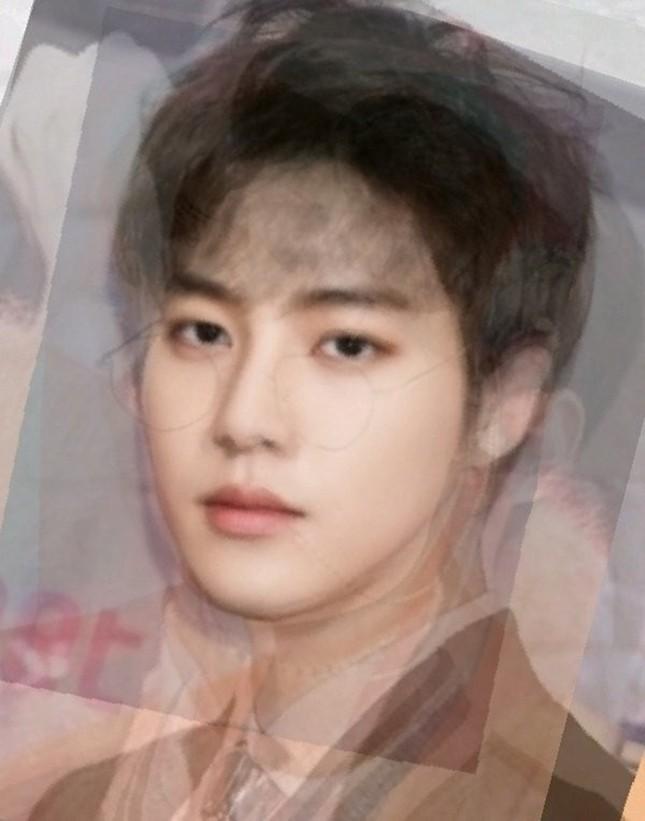 Netizen ghép hình BTS, EXO, SEVENTEEN… để so sánh visual: Boygroup nào về nhất? ảnh 3