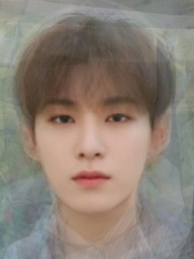 Netizen ghép hình BTS, EXO, SEVENTEEN… để so sánh visual: Boygroup nào về nhất? ảnh 5